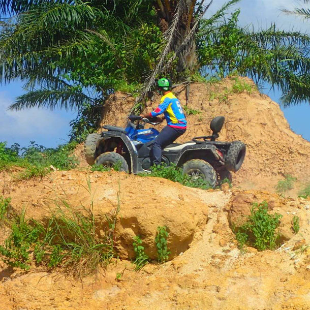 Ultimate ATV Tour Pattaya Pictures